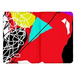 Colorful abstraction Kindle Fire (1st Gen) Flip Case