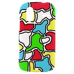 Colorful abtraction HTC Amaze 4G Hardshell Case