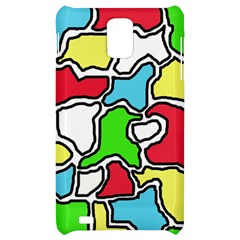 Colorful abtraction Samsung Infuse 4G Hardshell Case