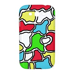 Colorful abtraction Samsung Galaxy Grand DUOS I9082 Hardshell Case