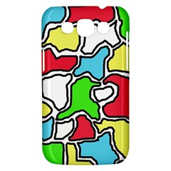 Colorful abtraction Samsung Galaxy Win I8550 Hardshell Case
