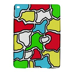 Colorful abtraction iPad Air 2 Hardshell Cases