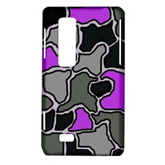 Purple and gray abstraction LG Optimus Thrill 4G P925