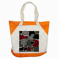 Decorative abstraction Accent Tote Bag