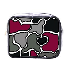 Decorative abstraction Mini Toiletries Bags