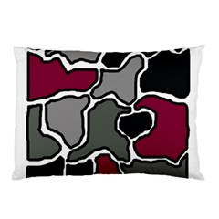 Decorative abstraction Pillow Case (Two Sides)