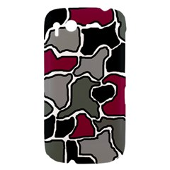 Decorative abstraction HTC Desire S Hardshell Case