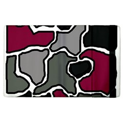 Decorative abstraction Apple iPad 2 Flip Case