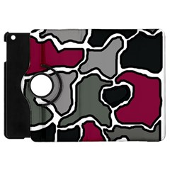 Decorative abstraction Apple iPad Mini Flip 360 Case