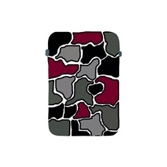 Decorative abstraction Apple iPad Mini Protective Soft Cases