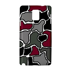 Decorative abstraction Samsung Galaxy Note 4 Hardshell Case
