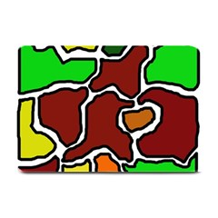 Africa abstraction Plate Mats