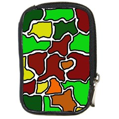 Africa abstraction Compact Camera Cases