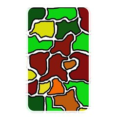 Africa abstraction Memory Card Reader