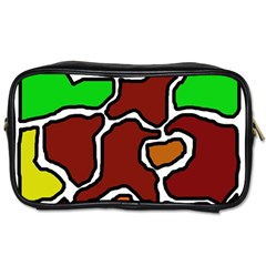 Africa abstraction Toiletries Bags 2-Side