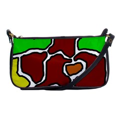 Africa abstraction Shoulder Clutch Bags