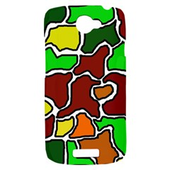 Africa abstraction HTC One S Hardshell Case