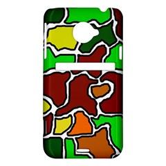 Africa abstraction HTC Evo 4G LTE Hardshell Case