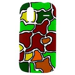 Africa abstraction HTC Amaze 4G Hardshell Case