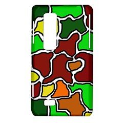 Africa abstraction LG Optimus Thrill 4G P925