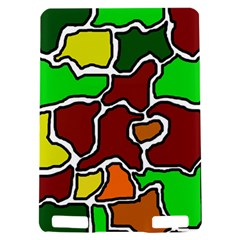 Africa abstraction Kindle Touch 3G