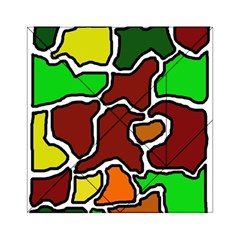 Africa abstraction Acrylic Tangram Puzzle (6  x 6 )