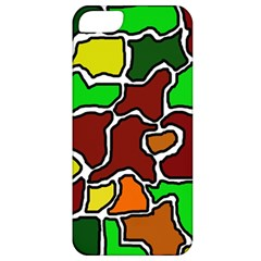 Africa abstraction Apple iPhone 5 Classic Hardshell Case