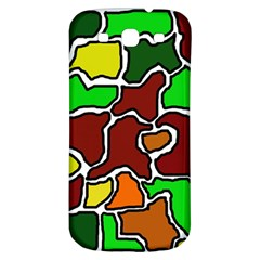 Africa abstraction Samsung Galaxy S3 S III Classic Hardshell Back Case