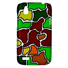 Africa abstraction HTC Desire V (T328W) Hardshell Case