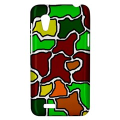 Africa abstraction HTC Desire VT (T328T) Hardshell Case