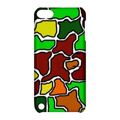 Africa abstraction Apple iPod Touch 5 Hardshell Case with Stand