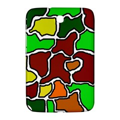 Africa abstraction Samsung Galaxy Note 8.0 N5100 Hardshell Case