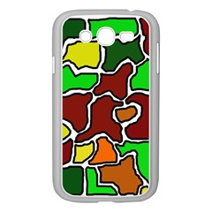 Africa abstraction Samsung Galaxy Grand DUOS I9082 Case (White)