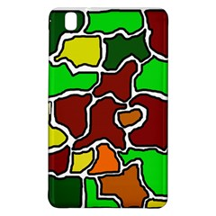 Africa abstraction Samsung Galaxy Tab Pro 8.4 Hardshell Case