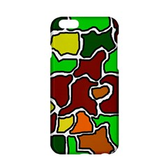 Africa abstraction Apple iPhone 6/6S Hardshell Case