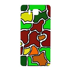 Africa abstraction Samsung Galaxy Alpha Hardshell Back Case