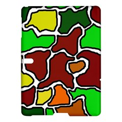Africa abstraction Samsung Galaxy Tab S (10.5 ) Hardshell Case
