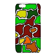 Africa abstraction iPhone 6/6S TPU Case