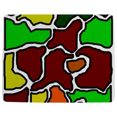 Africa abstraction Jigsaw Puzzle Photo Stand (Rectangular)
