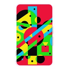 Colorful geometrical abstraction Memory Card Reader
