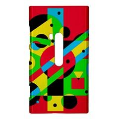 Colorful geometrical abstraction Nokia Lumia 920