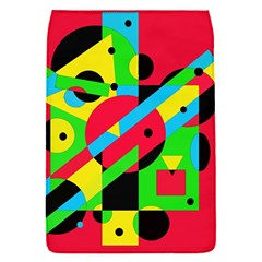 Colorful geometrical abstraction Flap Covers (S)