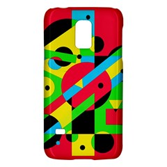 Colorful geometrical abstraction Galaxy S5 Mini