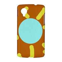 Abstract sun LG Nexus 5