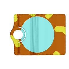 Abstract sun Kindle Fire HD (2013) Flip 360 Case