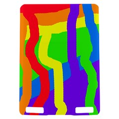 Rainbow abstraction Kindle Touch 3G