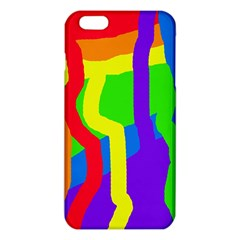 Rainbow abstraction iPhone 6 Plus/6S Plus TPU Case