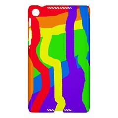 Rainbow abstraction Nexus 7 (2013)