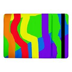 Rainbow abstraction Samsung Galaxy Tab Pro 10.1  Flip Case