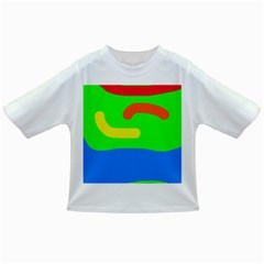 Rainbow abstraction Infant/Toddler T-Shirts